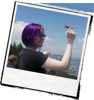 Erika Keissner Polaroid 2